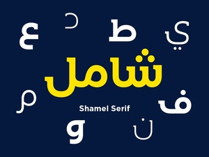 Shamel Serif