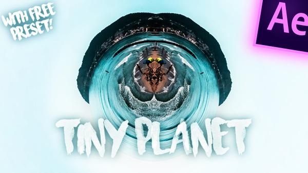 Tiny Planet Preset