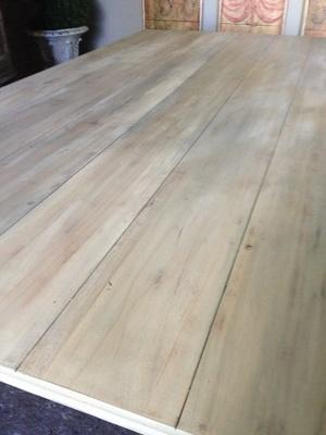 Create Driftwood on Raw Wood