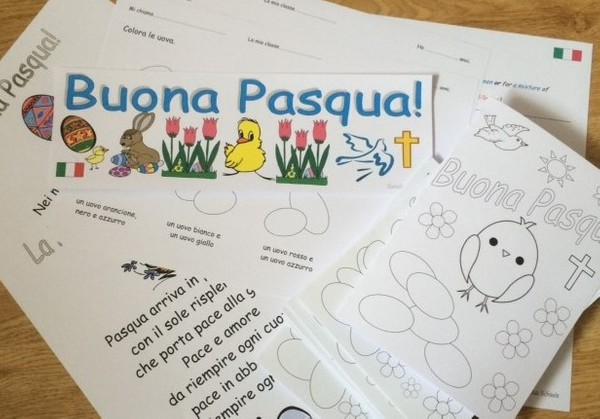Italian Easter Resources