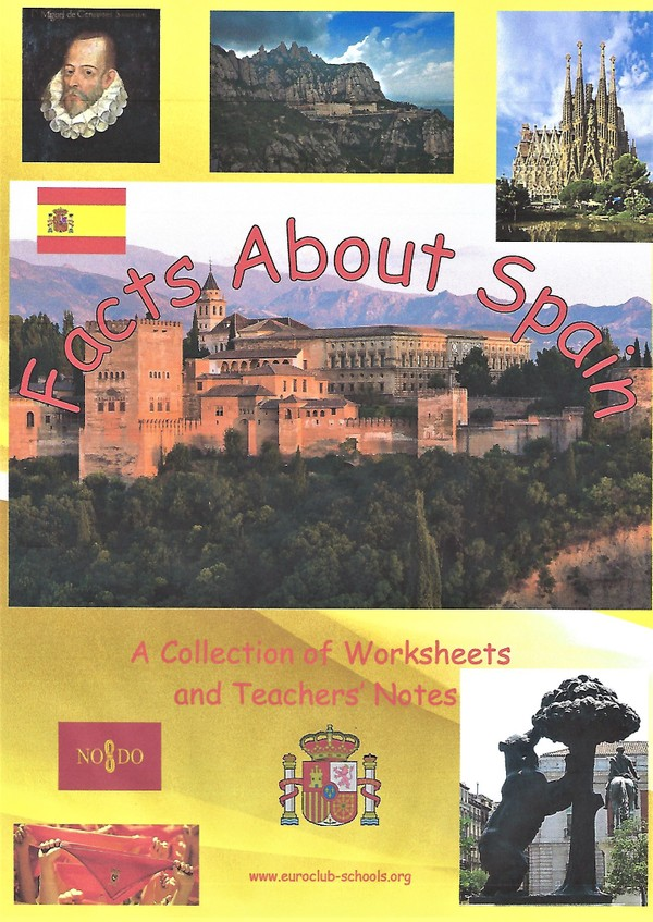 Facts About Spain: Worksheets + Teachers' Notes