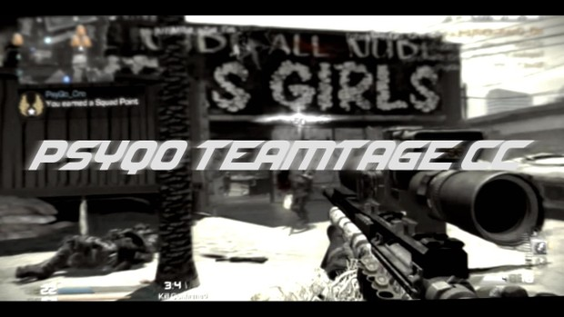PsyQo Teamtage #4 Color Correction