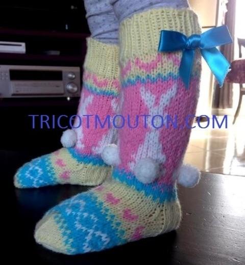 BB-03  Socks Bunny