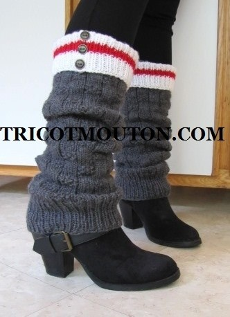 WA-01  Leg warmers Country Style Collection