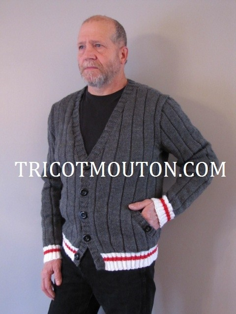 VH-01  Vest for Men - Country Style Collection