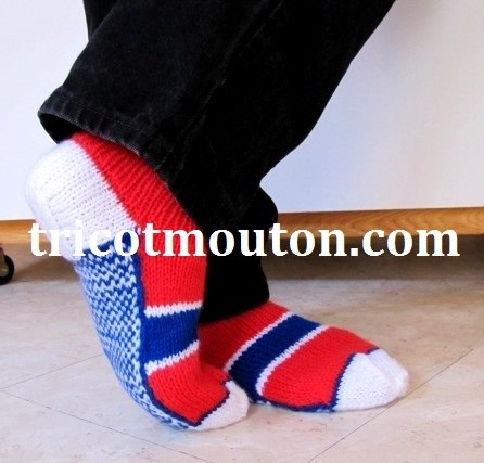 BH-03  Chaussons Sport