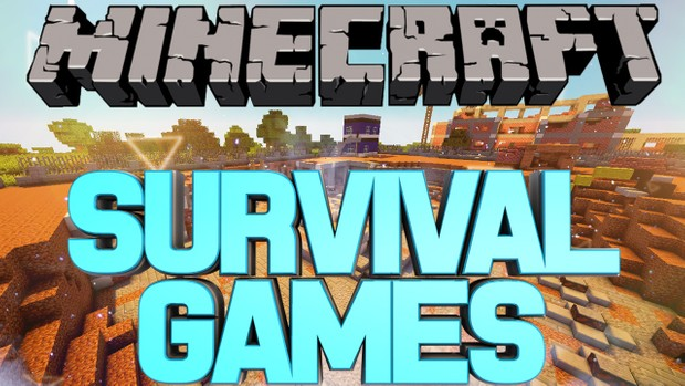 Minecraft Survival Games Thumbnail!