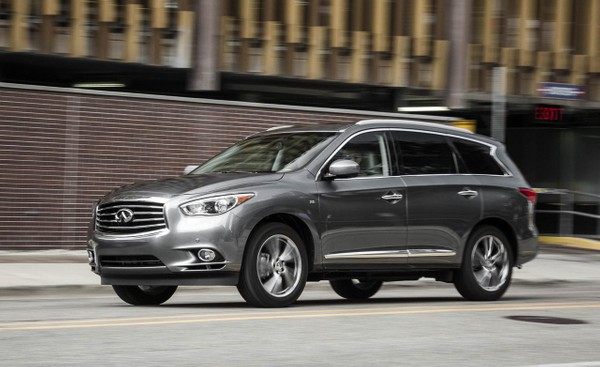 2015 Infiniti QX60, OEM Service and Repair Manual.