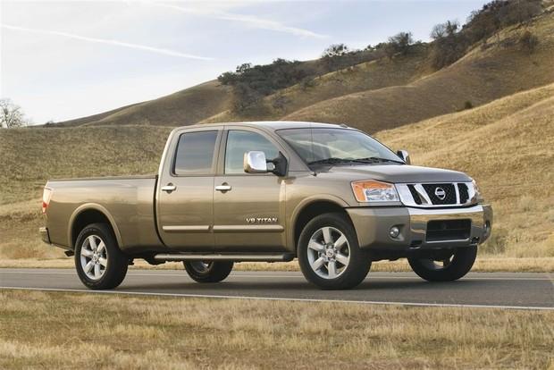 2004-2009 Nissan Titan-A60 series, OEM Service Repair Manual (PDF)