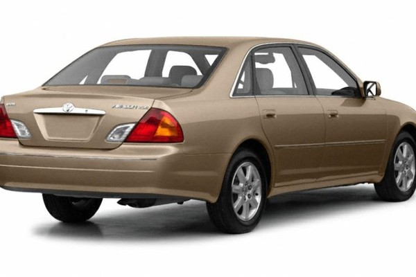 2001 Toyota Avalon Oem Service And Repair Manual