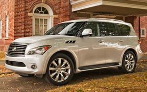 2011 Infiniti QX56 OEM Workshop Service and Repair Manual (PDF)