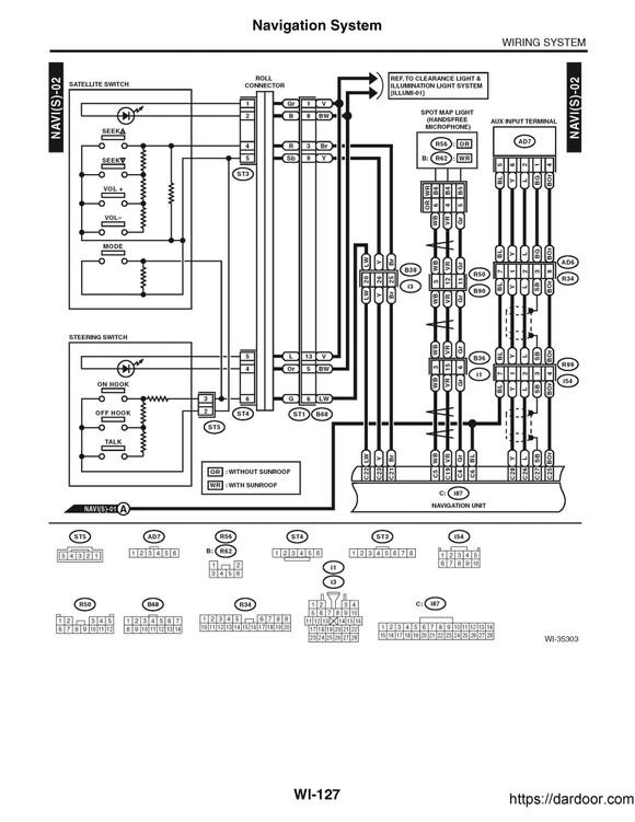 2012 Subaru Impreza WRX and WRX STI, OEM Service and R