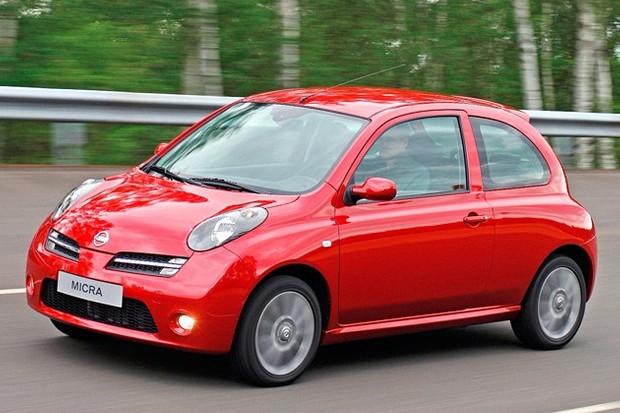 2003-2006 Nissan Micra, Model K12 Series, OEM Service and Repair Manual (PDF)