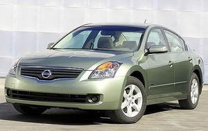2008-2009 Nissan Altima Hybrid-L32, OEM Factory Service and Repair Manual