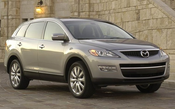 2008 Mazda CX-9 Grand Touring OEM Service & Repair Manual (PDF)