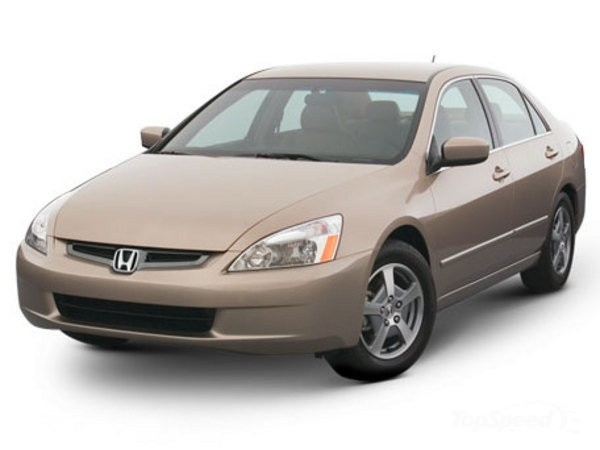 2005 HONDA ACCORD HYBRID Body, Chassis & Electrical Service Manual
