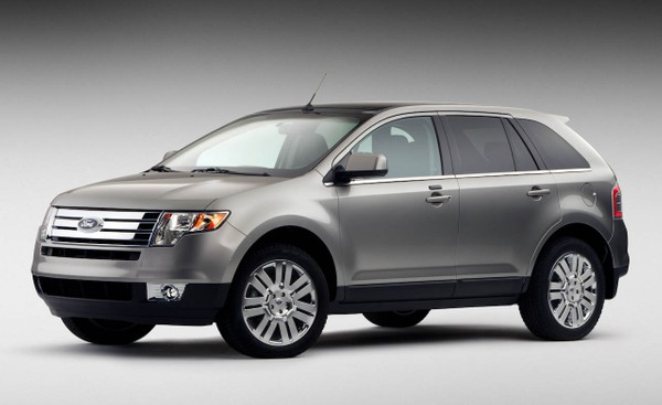 2007-2008 Ford Edge and Lincoln MKX, OEM Service and Repair Manual