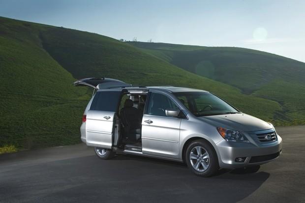 2005-2009 Honda Odyssey OEM Workshop Service and Repair Manual