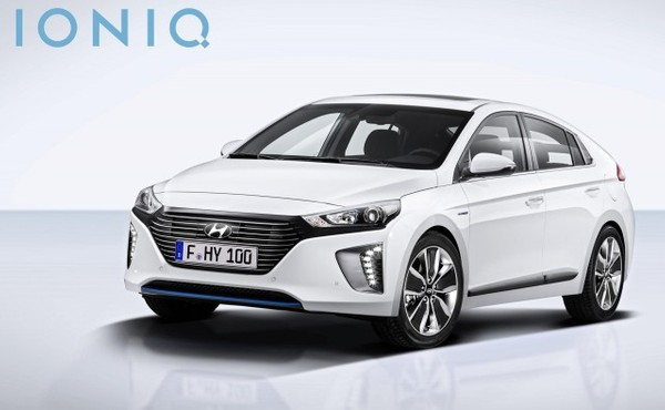 2017 Hyundai Ioniq Electric Car, Workshop Service and Repair Manual (PDF)