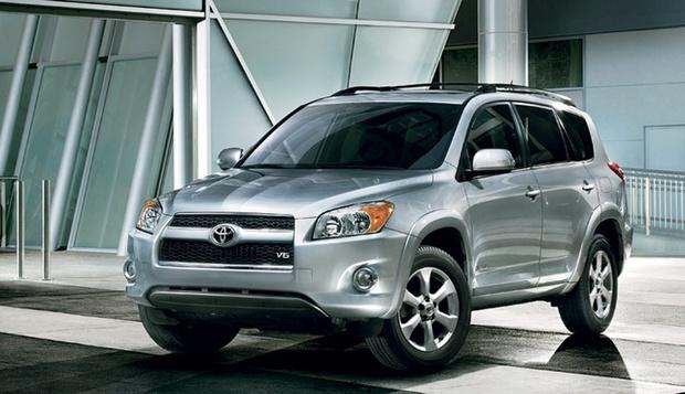 2011-2012 Toyota RAV4 OEM Workshop Service and Repair Manual (PDF)