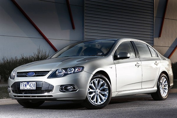 2008-2014 Ford Falcon Service and Repair Manual