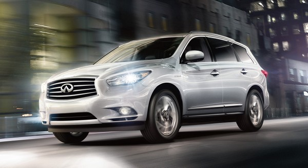 2014 Infiniti QX60, OEM Service and Repair Workshop Manual.