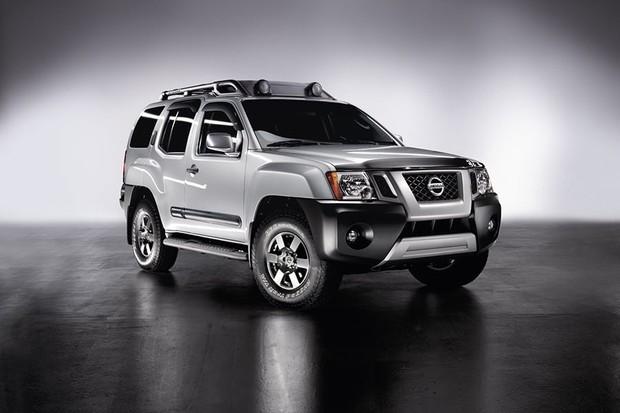 2015 Nissan XTerra-N50 Series, OEM Service and Repair Manual (PDF)