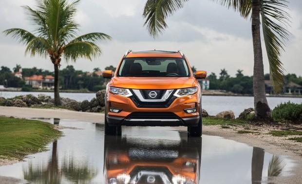 2017 Nissan Rogue Hybrid-T32 OEM Service and Repair Manual