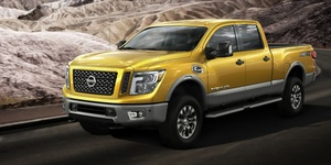 2016 Nissan Titan XD-A61 Series, OEM Service and Repair Manual