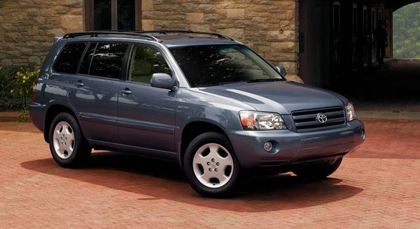 2005 Toyota Highlander, OEM Electrical Wiring Diagram (PDF)