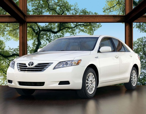 2007 Toyota Camry Hybrid OEM genuine factory and Service Repair Manual