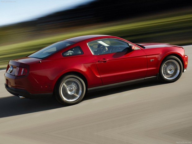 2007 Ford Mustang GT, OEM Service and Repair Manual (PDF)
