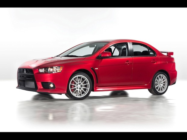 2010 Mitsubishi Lancer Evolution OEM Service Manual and 2008 Body Repair Manual