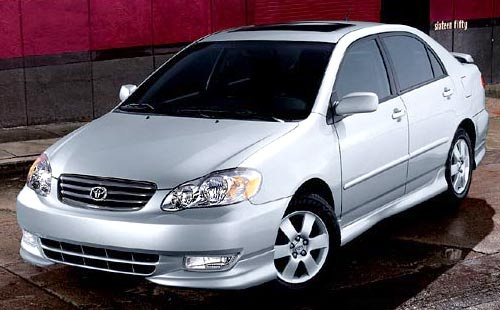2004 Toyota Corolla Oem Service And Repair Manual