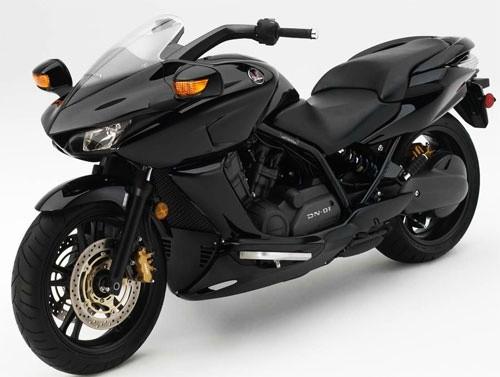 2009 Honda DN-01 NSA700A Motorcycle Factory Service Manual