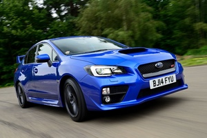 2014 Subaru Impreza WRX & Impreza WRX STI Workshop Service Manual