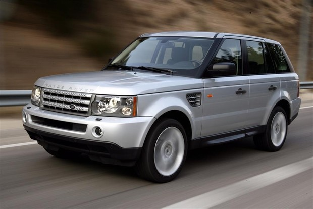 2005-2009 Range Rover Sport Factory Service and Repair Manual (PDF)