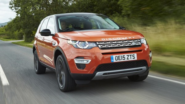 2014-2017 Land Rover Discovery Sport L550, OEM Workshop Service & Repair Manual (PDF)