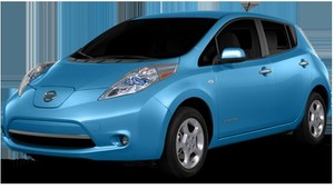 2014 Nissan Leaf Model ZE0 Series Factory Workshop Service Repair Manual