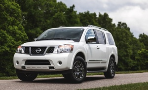 2015 Nissan Armada, OEM Service and Repair Manual (PDF).