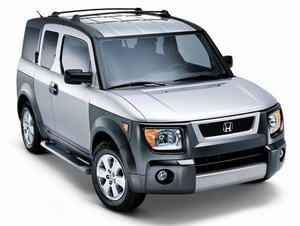 2007-2008 Honda Element EX Factory Repair and Service Manual