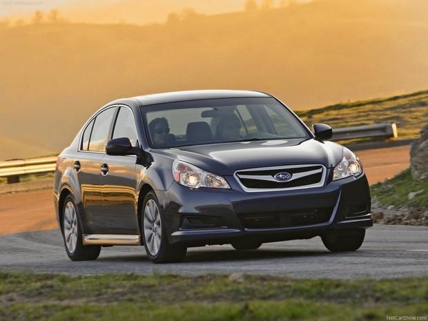 2010 Subaru Legacy And Outback, OEM  Service & Repair Manual (PDF)