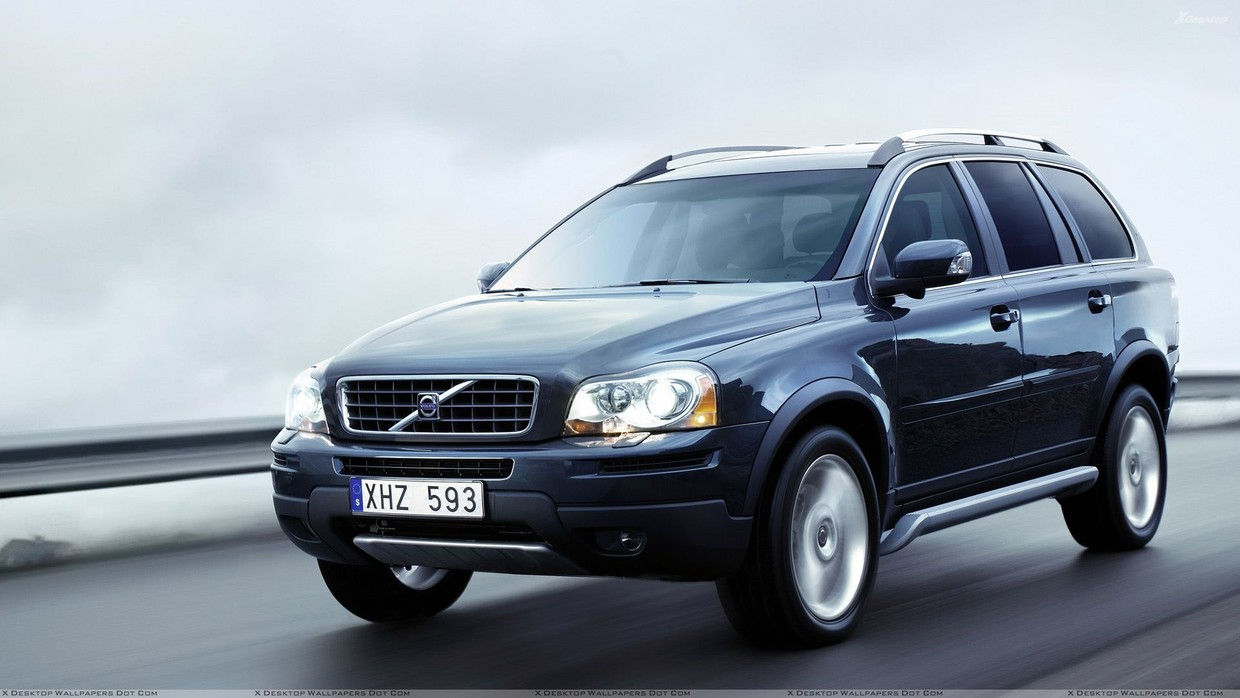Free 2009 Volvo Xc90  Oem Electrical Wiring Diagram