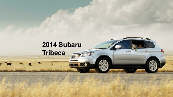 2011-2014 Subaru B9 TRIBECA, OEM Service and Repair Workshop Manual.