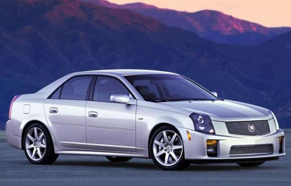 FREE 2003–2004 Cadillac CTS Service and Repair Manuals.