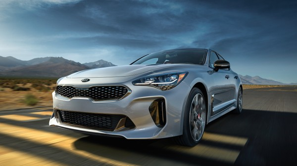 2019 Kia Stinger (CK), OEM Service and Repair Workshop Manual.