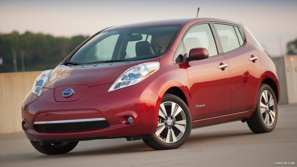 2015 Nissan Leaf, OEM Service and Repair Workshop Manual.