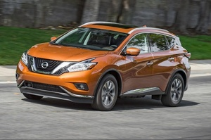 2016 Nissan Murano, Model Z52 Series, OEM Service and Repair Manual