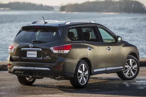 2016 Nissan Pathfinder-R52 OEM Service and Repair Manual