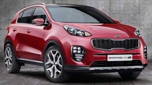 2016 KIA Sportage OEM Workshop Service and Repiar Manual (PDF)